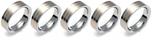 Titanium Rings And Jewelry