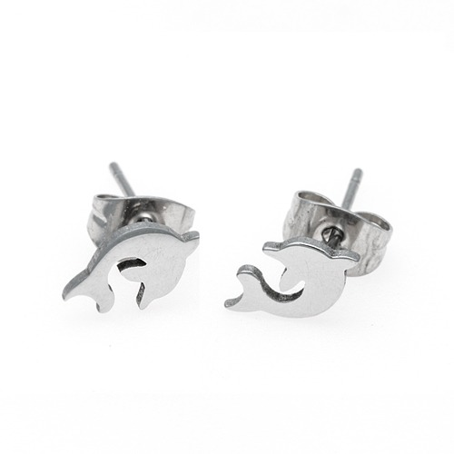 TIE-217 - TATIAS, Titanium Earrings or Ear Piercings