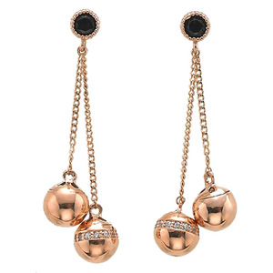 GE-100 - TATIAS, 14K & 18K Gold Earrings