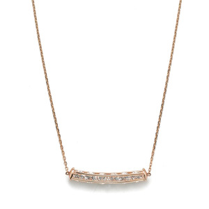 GN-712 - TATIAS, 14K & 18K Gold Pendant Necklace