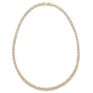 GC-502 - TATIAS, 14K & 18K Gold Chain Necklace