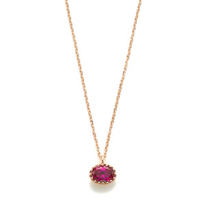 GN-507 - TATIAS, 14K & 18K Gold Pendant Necklace