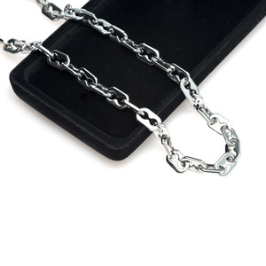 TC-251 - TATIAS, Titanium Chain Necklace