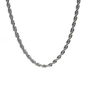 TC-206 - TATIAS, Titanium Chain Necklace