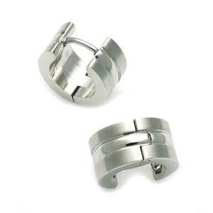 TEE-922 - TATIAS, Titanium Earrings or Ear Piercings