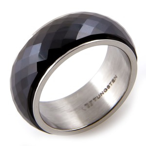 TU-052 - TATIAS, Tungsten Ring