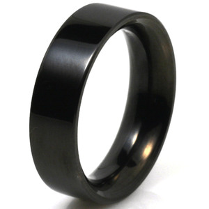 T-113 - TATIAS, Anodizing Colored Titanium Ring