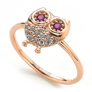 GR-064 - TATIAS, 14K & 18K Gold Ring