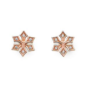 GE-439 - TATIAS, 14K & 18K Gold Earrings
