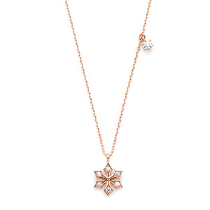 GN-439 - TATIAS, 14K & 18K Gold Pendant Necklace