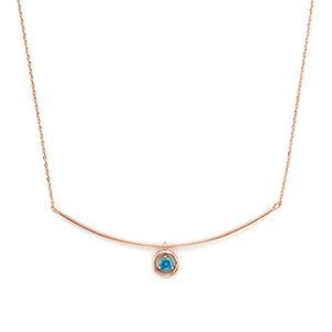 GN-510 - TATIAS, 14K & 18K Gold Pendant Necklace