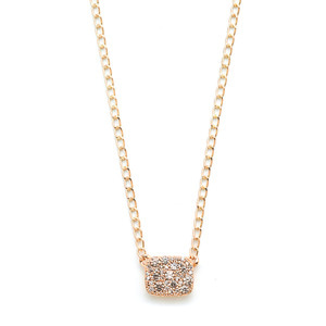 GN-511 - TATIAS, 14K & 18K Gold Pendant Necklace