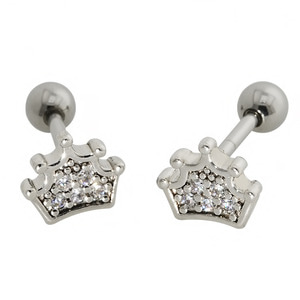TEP-965 - TATIAS, Titanium Earrings or Ear Piercings