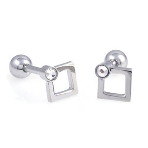 TEP-978 - TATIAS, Titanium Earrings or Ear Piercings