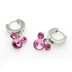 TEN-625 - TATIAS, Titanium Earrings or Ear Piercings