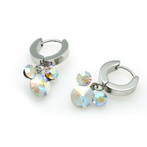 TEN-624 - TATIAS, Titanium Earrings or Ear Piercings