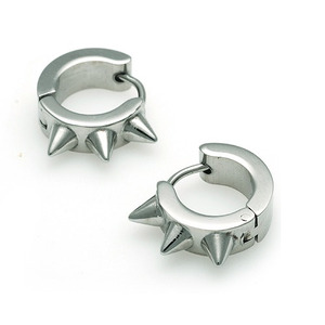 TEE-925 - TATIAS, Titanium Earrings or Ear Piercings