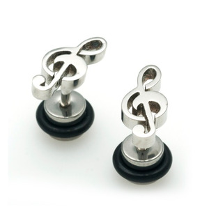 TEP-933 - TATIAS, Titanium Earrings or Ear Piercings