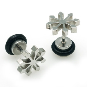 TEP-939 - TATIAS, Titanium Earrings or Ear Piercings