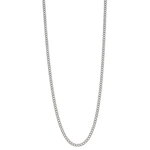 TC-108 - TATIAS, Titanium Chain Necklace