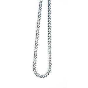 TC-208 - TATIAS, Titanium Chain Necklace