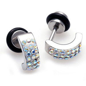 TEP-757 - TATIAS, Titanium Earrings or Ear Piercings