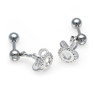TEP-759 - TATIAS, Titanium Earrings or Ear Piercings