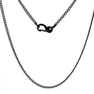 TC-417 - TATIAS, Titanium Chain Necklace