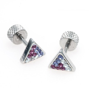 TEP-233 - TATIAS, Titanium Earrings or Ear Piercings
