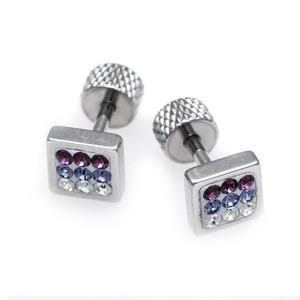 TEP-237 - TATIAS, Titanium Earrings or Ear Piercings