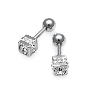 TEP-956 - TATIAS, Titanium Earrings or Ear Piercings