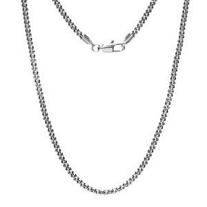 TC-218 - TATIAS, Titanium Chain Necklace