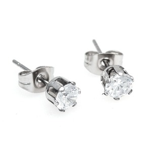 TIE-251 - TATIAS, Titanium Earrings or Ear Piercings