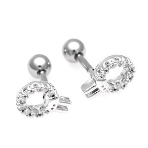 TEP-951 - TATIAS, Titanium Earrings or Ear Piercings