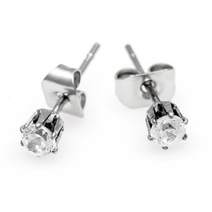 TIE-250 - TATIAS, Titanium Earrings or Ear Piercings