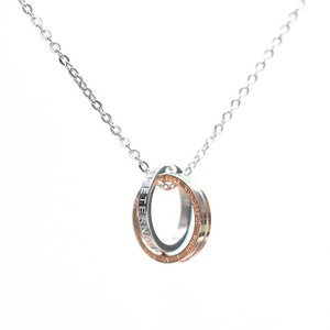 TUP-578 - TATIAS, Tungsten Pendant Necklace