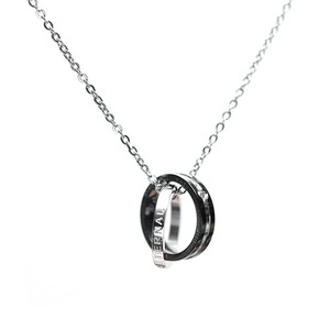 TUP-579 - TATIAS, Tungsten Pendant Necklace