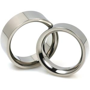 T-103 CO - TATIAS, Titanium Couple Ring