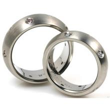T-905 CO - TATIAS, Titanium Couple Ring